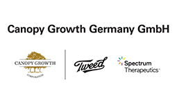 FONTUS-Businesspark Mieter Canopy Growth Germany GmbH